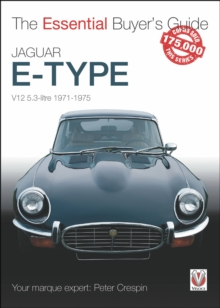 Jaguar E-Type V12 5.3 Litre : The Essential Buyer's Guide, Paperback Book