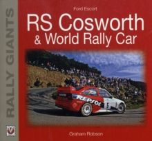Ford Escort RS Cosworth/Escort WRC, Paperback Book