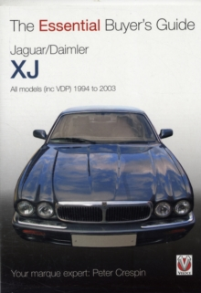 Jaguar/Daimler Xj 1995-2003 : The Essential Buyer's Guide, Paperback Book