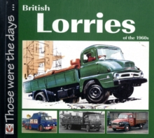 British Lorries of the 1960s, Paperback / softback Book