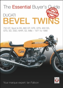 Ducati Bevel Twins : Essential Buyer's Guide, Paperback Book
