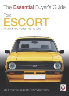 The Essential Buyers Guide Ford Escort Mk1 & Mk2, Paperback / softback Book