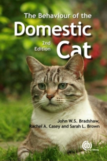 Behaviour of the Domestic C, Paperback Book