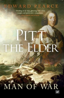Pitt the Elder : Man of War, Paperback Book