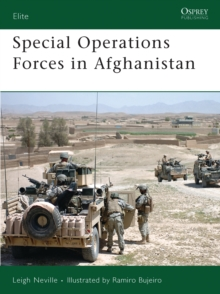 Special Forces Operations in Afghanistan, Paperback Book