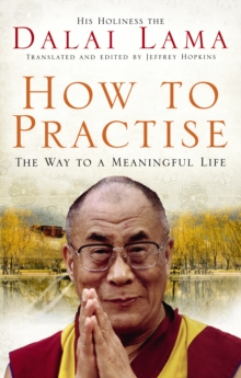 How to Practise : The Way to a Meaningful Life, Paperback Book