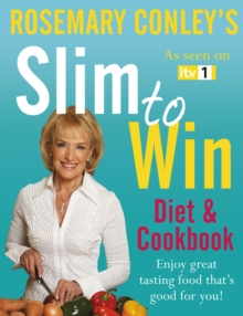 Slim to Win : Diet and Cookbook, Paperback Book