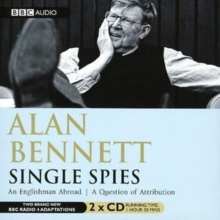 Single Spies an Englishman Abroad & A Question of Attribution, CD-Audio Book