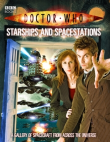 Doctor Who: Starships and Spacestations, Paperback Book