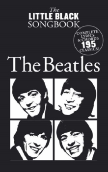 The Little Black Songbook : The Beatles, Paperback Book