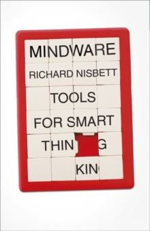 Mindware : Tools for Smart Thinking, Hardback Book