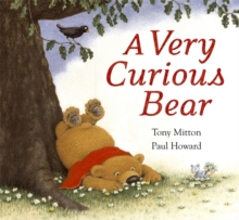 A Very Curious Bear, Paperback Book