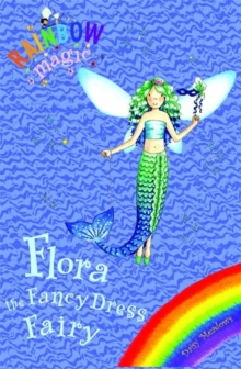 Rainbow Magic Early Reader: Flora the Fancy Dress Fairy, Paperback Book