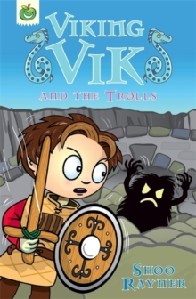 Viking Vik and the Trolls, Paperback Book