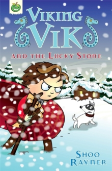 Viking Vik and the Lucky Stone, Paperback Book