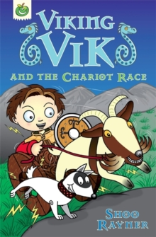 Viking Vik and the Chariot Race, Paperback Book