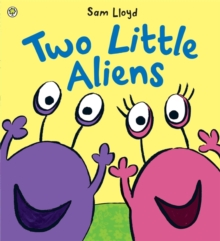 Two Little Aliens, Paperback Book