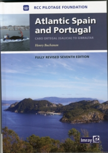 Atlantic Spain and Portugal : Cabo Ortegal (Galicia) to Gibraltar, Hardback Book