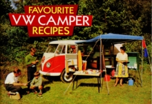 Favourite VW Camper Recipes, Paperback Book