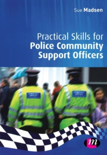 Practical Skills for Police Community Support Officers, Paperback Book