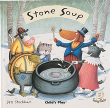 Stone Soup, Paperback Book
