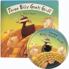 Three Billy Goats Gruff, Mixed media product Book