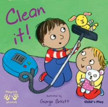 Clean It!, Paperback Book