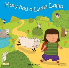 Mary Had a Little Lamb, Board book Book