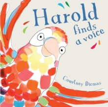 Harold Finds a Voice, Paperback Book