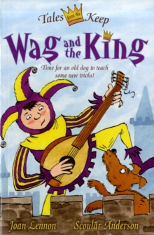 Wag and the King, Paperback Book