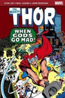 Marvel Pocketbook : The Mighty Thor: When Gods Go Mad, Paperback Book
