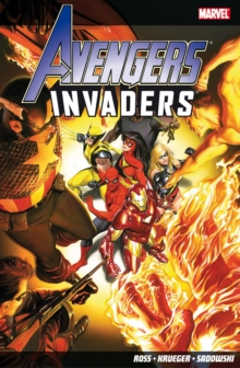 Avengers Invaders, Paperback Book