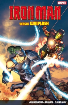 Iron Man Versus Whiplash, Paperback Book