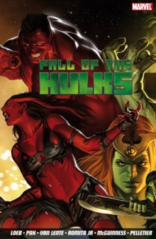 Fall Of The Hulks Vol.1, Paperback Book