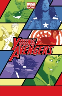 Young Avengers Style>substance, Paperback Book