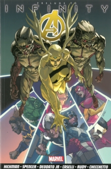 Avengers Vol.3: Infinity Prelude, Paperback Book