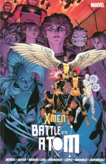 X-Men: Battle of the Atom, Paperback Book