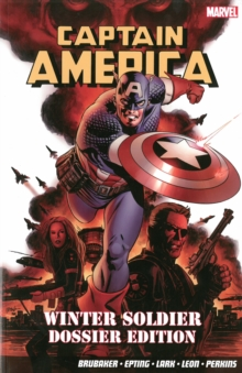 Captain America: Winter Soldier Dossier Edition, Paperback Book
