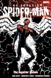 Superior Spider-man Vol. 5: The Superior Venom, Paperback Book