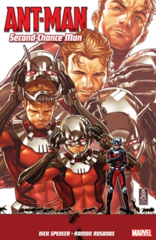 Ant-man Volume 1: Second-chance Man, Paperback Book
