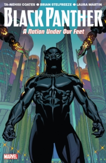 Black Panther Vol. 1: A Nation Under Our Feet, Paperback Book