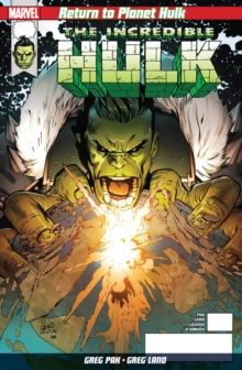 Return To Planet Hulk, Paperback Book
