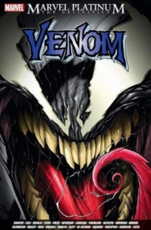 Marvel Platinum: The Definitive Venom, Paperback / softback Book