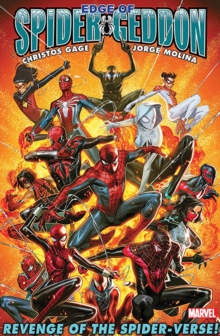 Edge Of Spidergeddon, Paperback / softback Book