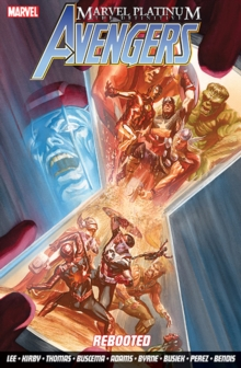 Marvel Platinum: The Definitive Avengers Rebooted, Paperback Book