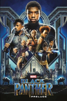 Marvel Cinematic Collection Vol. 9: Black Panther Prelude, Paperback / softback Book