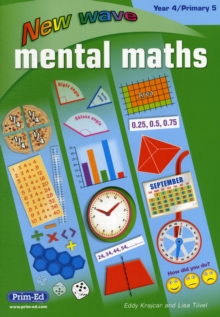 NEW WAVE MENTAL MATHS  YEAR 4  PRIMARY 5,  Book