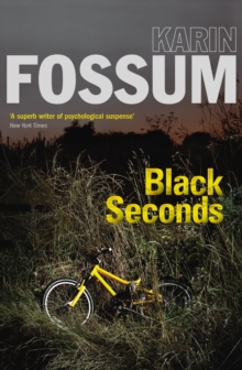 Black Seconds, Paperback Book