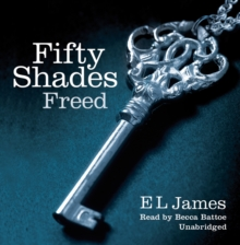 Fifty Shades Freed, CD-Audio Book