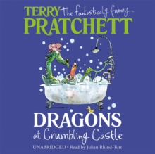Dragons at Crumbling Castle : And Other Stories, CD-Audio Book